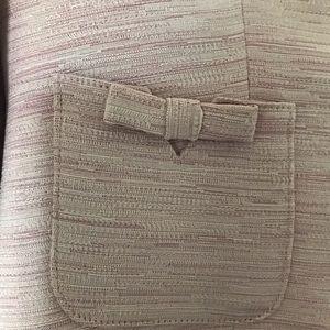 Tahari Other - Tahari 2pc Suit Skirt Blazer set Gorgeous Pink 8
